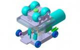 Inarex 2D akupresszúrás masszázságy: